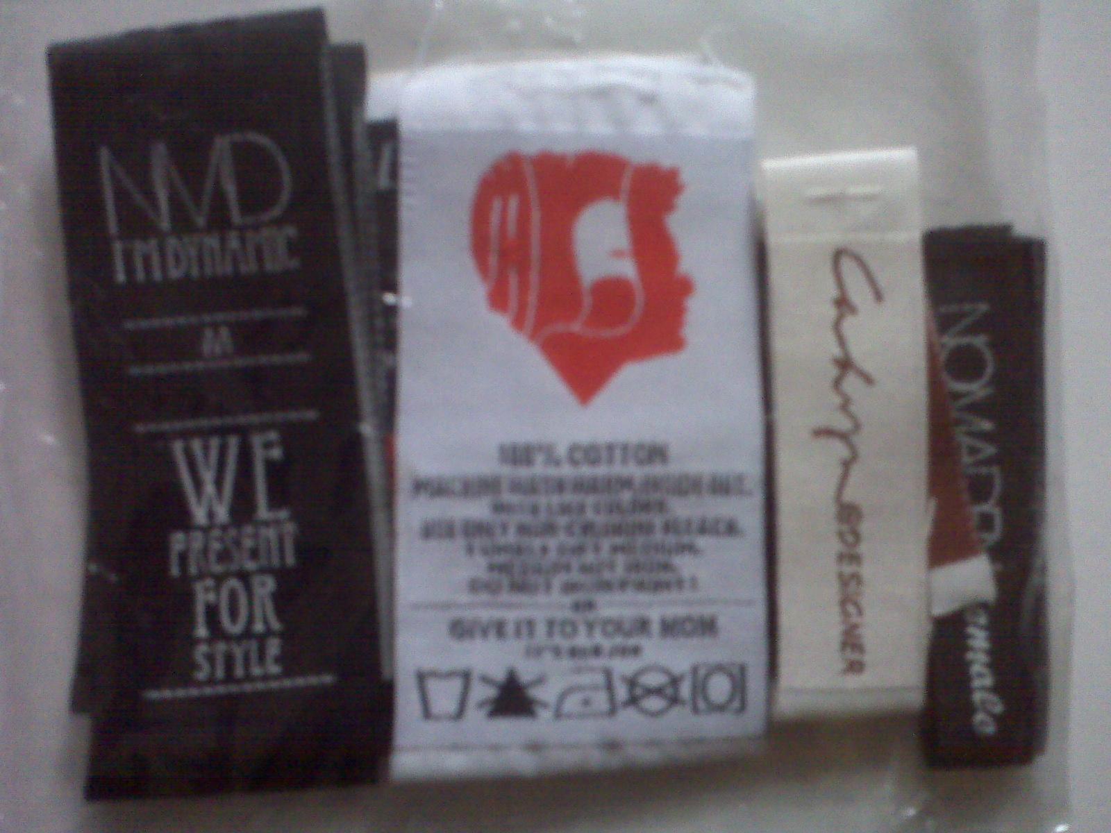 label kaos