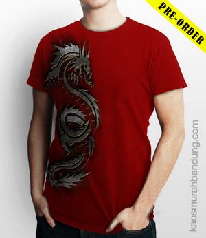 600 Gambar Desain Baju Naga  Terbaik
