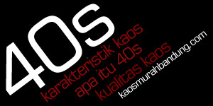 kaos40s