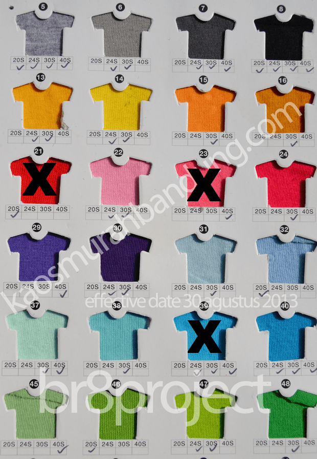 katalog warna kaos bag 2