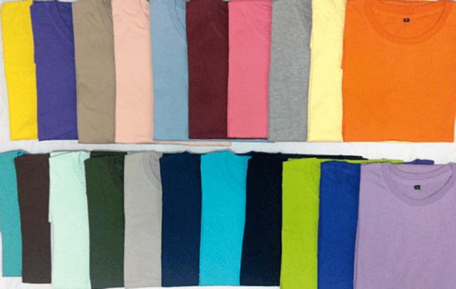 warna kaos
