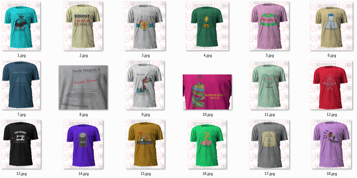 kaos kelas update november