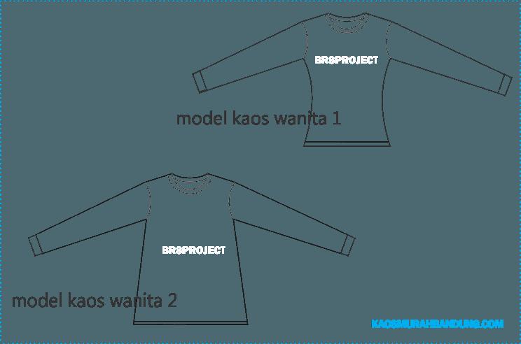 model kaos muslimah bandung-fs8