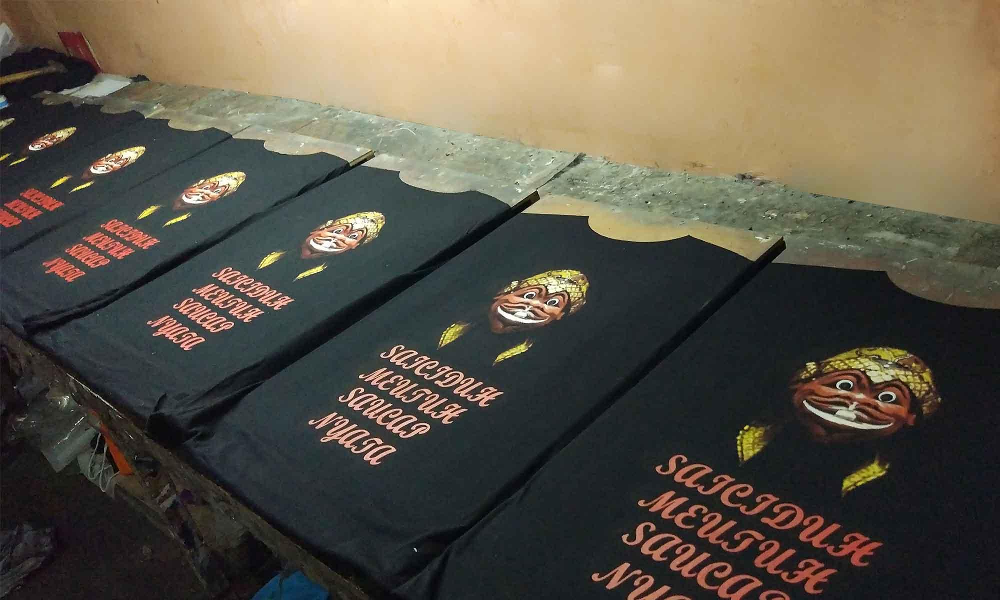 Kaos Murah Bandung