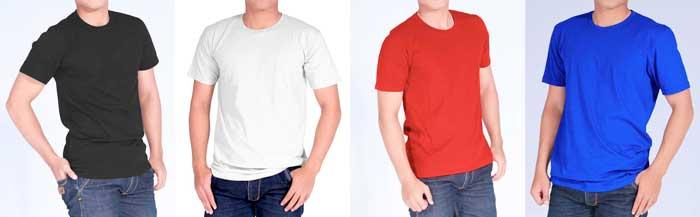 Jual Kaos Polos Premium Combed 30S Satuan   Grosir ~ BR8PROJECT 0407c8b02e