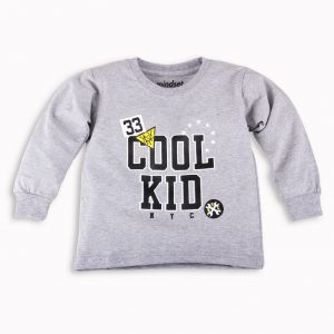 Kaos Anak Panjang Cool Kid